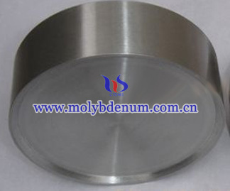 Molybdenum Sputtering Target in PVD Method Picture
